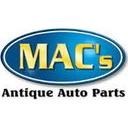Mac's Antique Auto Parts Discounts