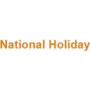 National Holiday Discounts
