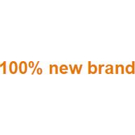 100% new brand  coupons