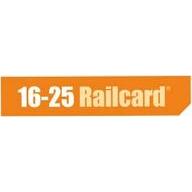 16-25 Railcard coupons