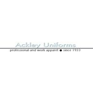 Ackley Uniforms coupons