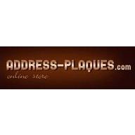 Address Plaques USA coupons