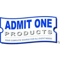 Admit One Products coupons