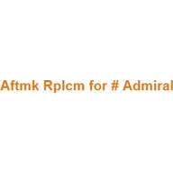 Aftmk Rplcm for # Admiral coupons