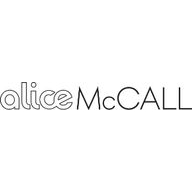 Alice McCALL coupons