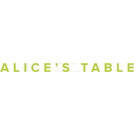 Alice's Table coupons