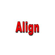Align coupons