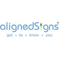 Aligned Signs coupons
