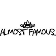 Almost Famous coupons
