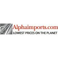 Alphaimports.com coupons