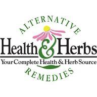 Alternative Health & Herbs Remedies coupons
