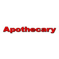 Apothecary coupons