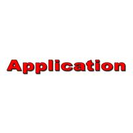Application coupons