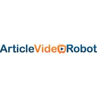 Article Video Robot coupons