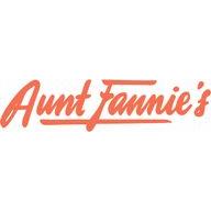 Aunt Fannie's coupons