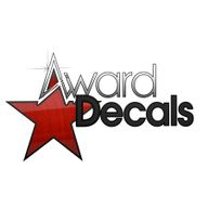 Award Decals coupons