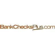 Bank Checks Plus coupons