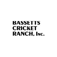 Bassett's Cricket Ranch coupons