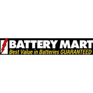 Battery Mart coupons