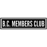 BC Members Club coupons
