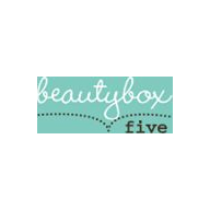 Beauty Box 5 coupons