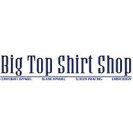 Big Top Shirt Shop coupons