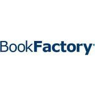 BookFactory coupons