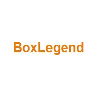BoxLegend coupons
