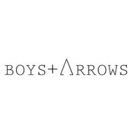 Boys + Arrows coupons