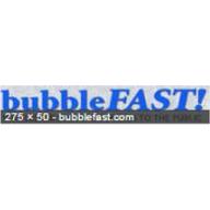 Bubblefast coupons