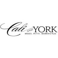 Cali and York coupons
