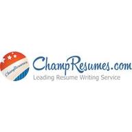 ChampResumes.com coupons