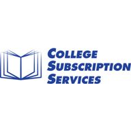 College Subscription Services coupons
