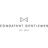 Combatant Gentlemen coupons