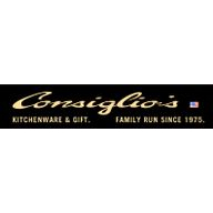 Consiglio's Kitchenware coupons