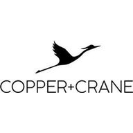 Copper + Crane coupons