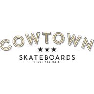Cowtown Skateboards coupons