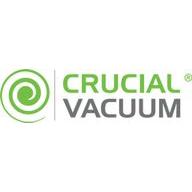 Crucial Vacuum coupons