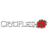 Cryoflesh coupons