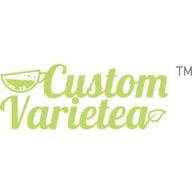 Custom Varietea coupons