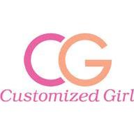Customized Girl coupons