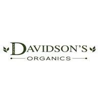 Davidson's Organic coupons
