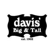 Davis Big and Tall coupons