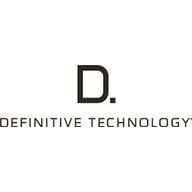 Definitive Technology coupons