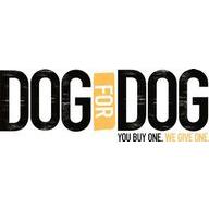 DOG for DOG coupons