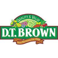DT Brown Seeds coupons