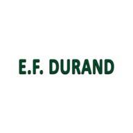 E.F. Durand coupons