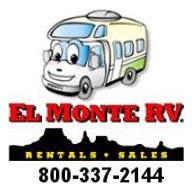 El Monte RV coupons