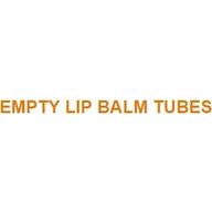 EMPTY LIP BALM TUBES coupons