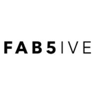 Fab5ive.com coupons